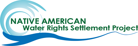 The Native American Water Right Settlement Project Logo